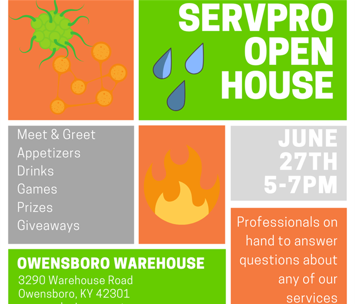 Storm Damage Owensboro Open House - June 27th, 2019